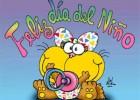 Día del niño México 2012