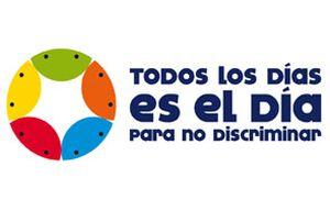 Todos los días es el día para no discriminar