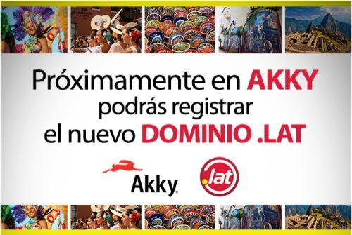 Como Comprar Dominios Latinoamericanos .LAT
