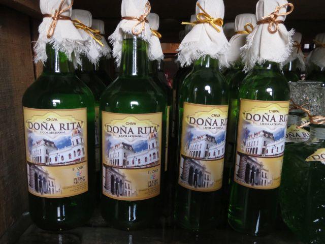 Doña Rita Licor Artesanal El Oro Estado de México
