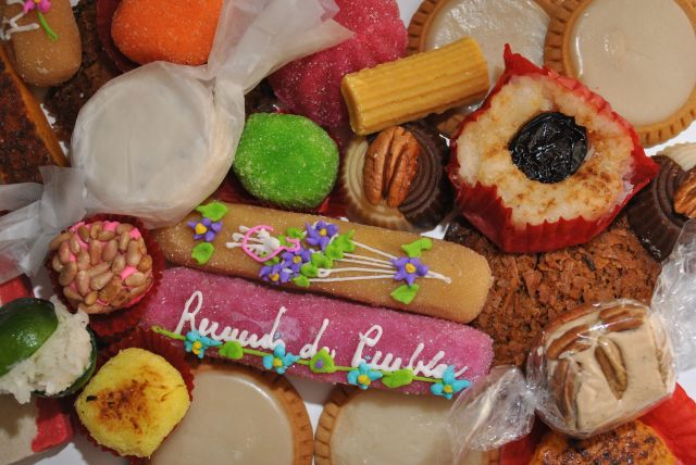 Where to Buy Typical Sweets of Puebla in Mexico City