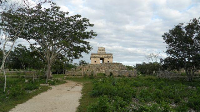 Dzibilchaltún Yucatán