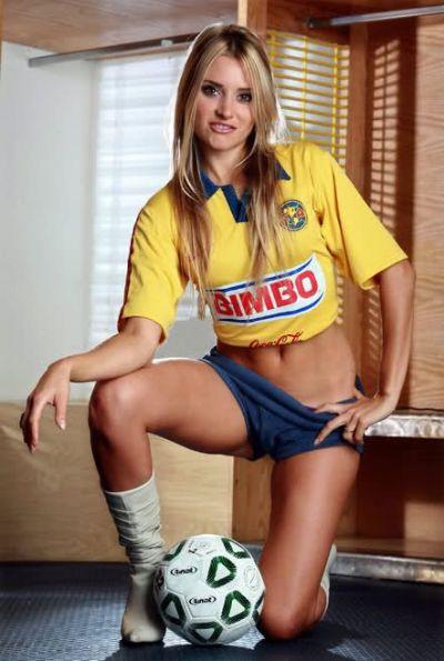 Edecanes Fútbol América