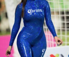 Edecanes Argentinas Fútbol Bellas