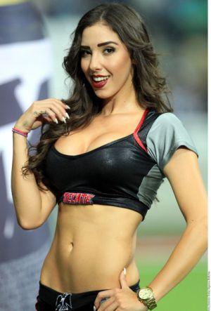 Edecanes Mexicanas Fútbol