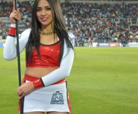 Edecanes Pachuca Fútbol