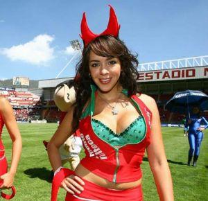 Los diablos rojos del Toluca