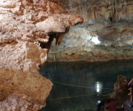 El Cenote Pueblo Fantasma Yucatán