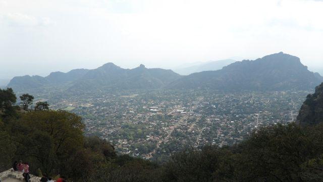 El Cerro del Tepozteco