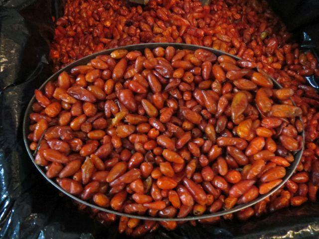 El Delicioso Chile Chiltepín Huauchinango Puebla