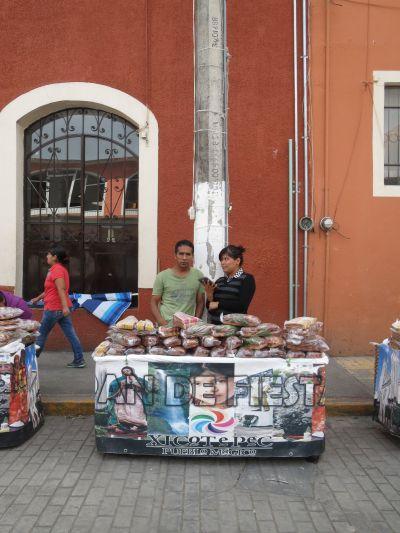 El Delicioso Pan de Fiesta Xicotepec de Juárez Puebla