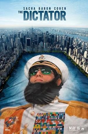 El Dictador Película Poster