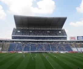 El Estadio Cuauhtémoc Puebla