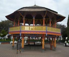 El Hermoso Kiosco de Estilo Mudéjar de Chignahuapan Puebla