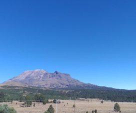 El Iztaccíhuatl Parque Nacional Izta Popo