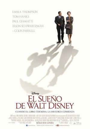 El Sueño de Walt Disney Poster