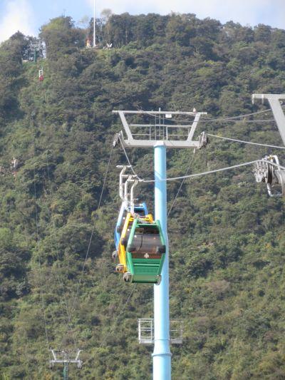 El Teleférico de Orizaba Veracruz