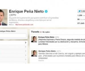 Enrique Peña Nieto Twitter