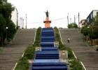 Escalinata de los Héroes Tlaxcala