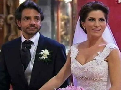 Eugenio Derbez y Alessandra Rosaldo Boda