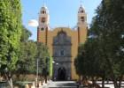 Ex Convento Franciscano Cholula