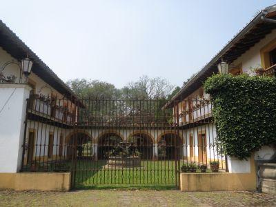 Ex Hacienda de El Lencero Veracruz