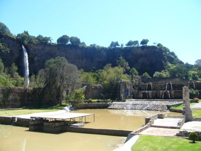 Ex Hacienda de Santa María Regla Hidalgo