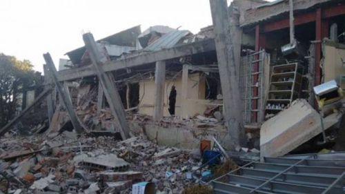 Video Explosión en el Hospital Materno Infantil Cuajimalpa