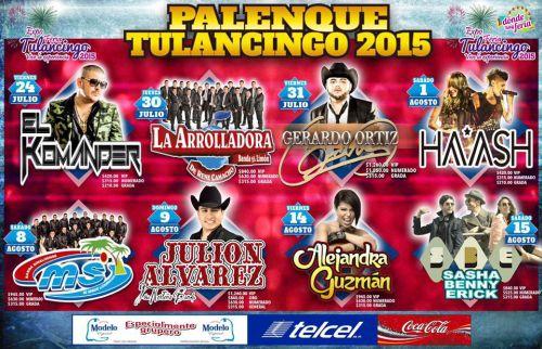Expo Feria Tulancingo Hidalgo 2015