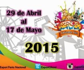 Expori Feria Nacional Orizaba 2015