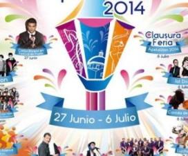 Feria de Apetatitlán Tlaxcala 2014