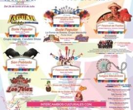 Feria de Apetatitlán Tlaxcala 2015