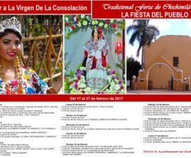 Feria de Chichimilá 2017 La Feria del Pueblo
