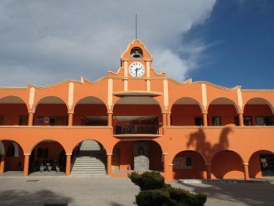Feria de Cuautinchán Puebla 2014
