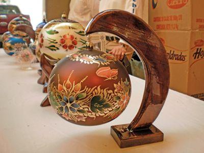Feria de la Esfera Chignahuapan 2012