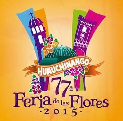 Feria de las Flores Huauchinango 2015