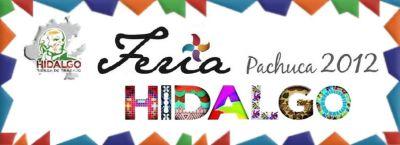 Feria de Pachuca Hidalgo 2012
