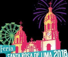 Feria de Santa Rosa de Lima Múzquiz 2018
