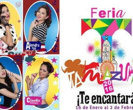 Feria de Tamazula Jalisco 2016