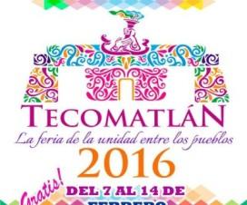 Feria de Tecomatlán Puebla 2016
