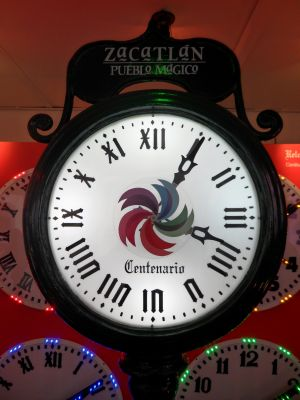 Feria de Zacatlán 2012