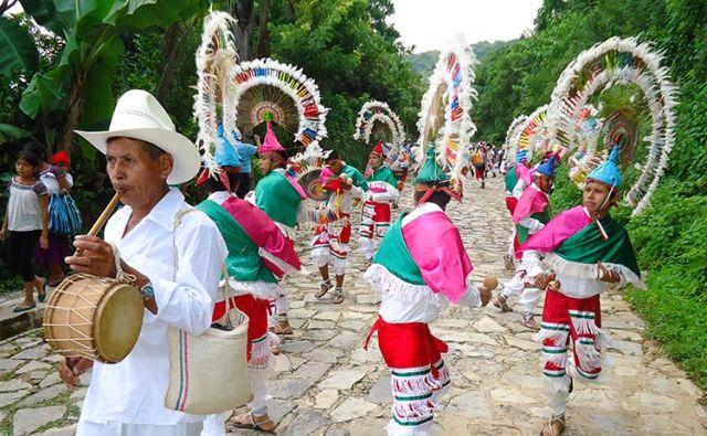 Feria del Café y el Huipil Cuetzalan 2016