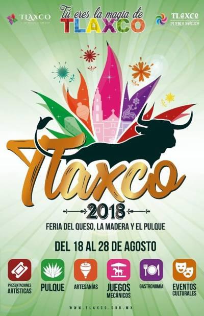 Feria del Queso La Madera y El Pulque Tlaxco 2018