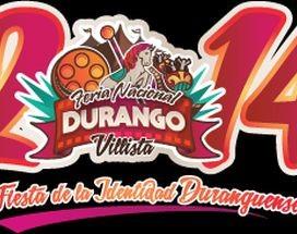 Feria Nacional de Durango 2014
