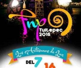 Feria Nacional de la Pirotecnia Tultepec 2015