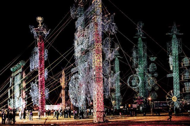 Feria Nacional de la Pirotecnia Tultepec 2016