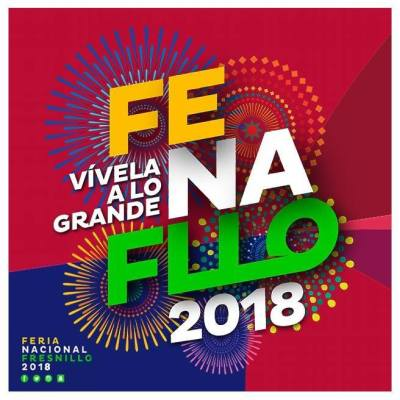 Feria Nacional de la Plata Fresnillo 2018