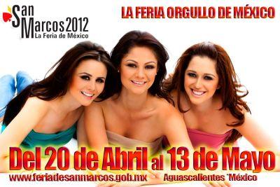 Feria Nacional de San Marcos 2012