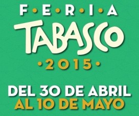 Feria Tabasco 2015