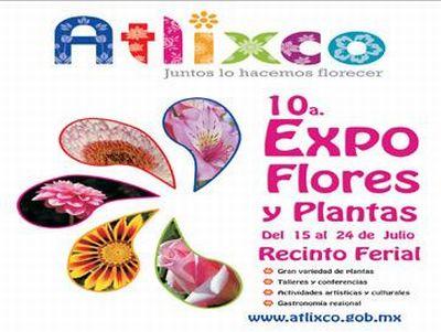 Feria de las Flores Atlixco Puebla